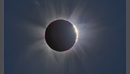 What Does an Eclipse Sound Like?