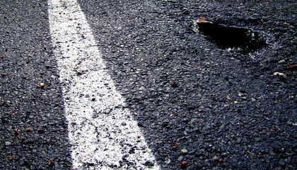 These Places Have the Nation's Worst Roads