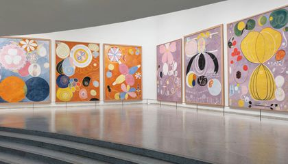 From Obscurity, Hilma af Klint Is Finally Being Recognized as a Pioneer of Abstract Art
