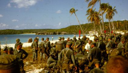 Never-Before-Seen Photos Taken 50 Years Ago During Preparations for Cuba Invasion