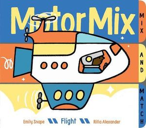 Preview thumbnail for 'Motor Mix: Flight