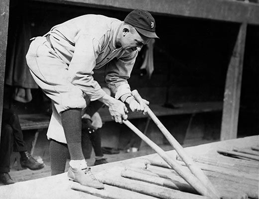 Baseball's Bat Man | History | Smithsonian