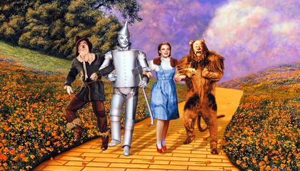 Judy Garland's Long-Lost 'Wizard of Oz' Dress Rediscovered After Decades