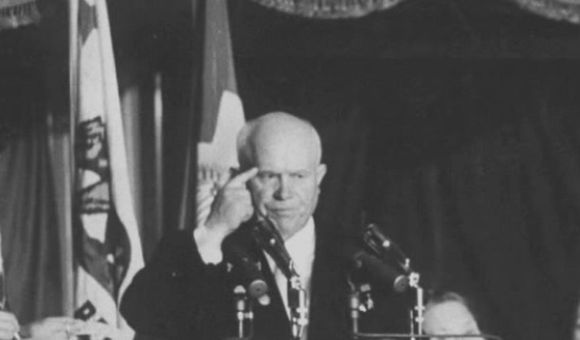 Preview thumbnail for video'Nikita Khrushchev's Great American Tour