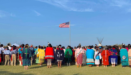 How Do Native Americans Observe the Fourth of July?