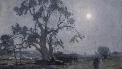 A Souvenir From the Holy Land: On Henry Ossawa Tanner's 'Abraham's Oak'