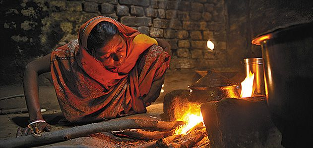 Open Fire Stoves Kill Millions How Do We Fix It