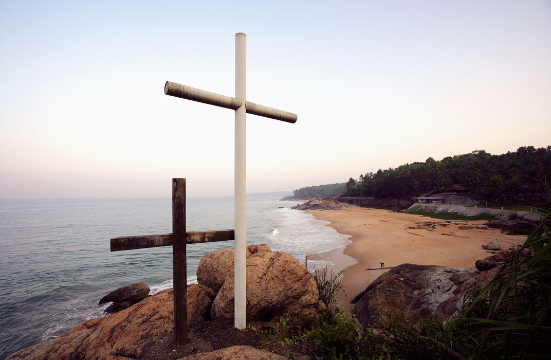 Thomas Christians Hold That The Apostle Landed On India's Malabar Coast Then Went To Establish One Of World's Oldest Christian Munities: Geic Crosses Worksheet Answers At Alzheimers-prions.com