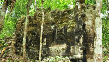 Two Maya Cities Found in Mexican Jungle