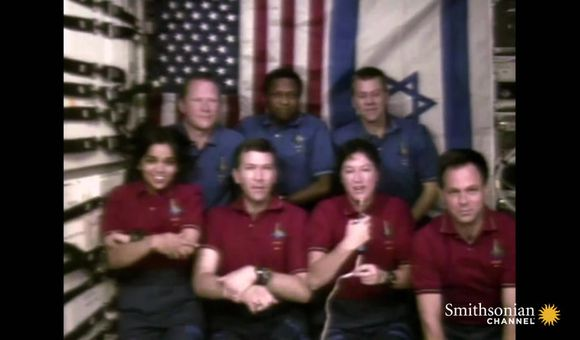 Preview thumbnail for video'Remembering Space Shuttle Columbia