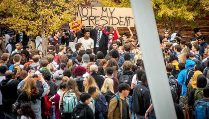 Finding Lessons for Today's Protests in the History of Political Activism