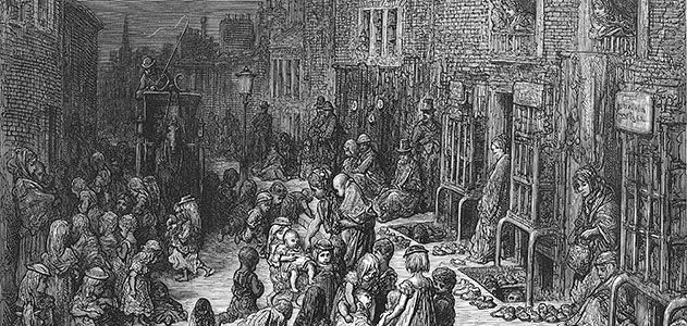How Charles Dickens Saw London Travel Smithsonian