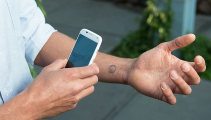 This Temporary Tattoo Can Unlock A Phone