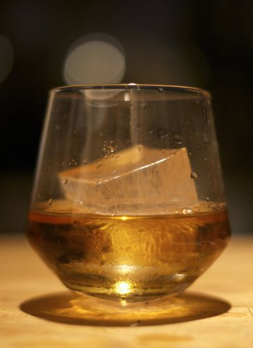Caption: Science Says: Add Water to Your Whiskey