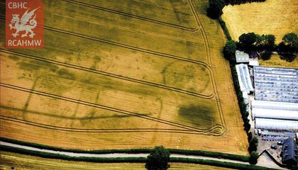 Drought Reveals Traces of Ancient Roman Structures in Wales