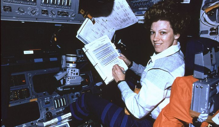 A Conversation With Astronaut Eileen Collins