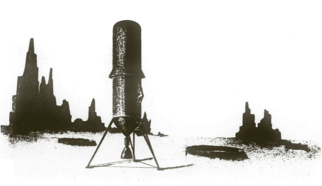 The Forgotten Plans to Reach the Moon—Before Apollo