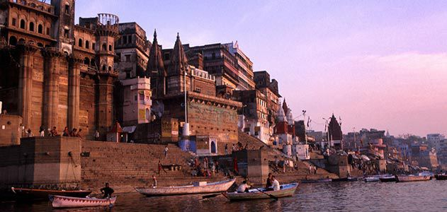 Ganges River Varanasi