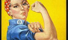 """The Unsung Inspiration Behind the """"Real"""" Rosie the Riveter"""