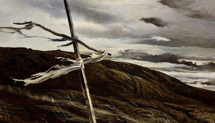 At 100, Andrew Wyeth Still Brushes People the Right (and Wrong) Way