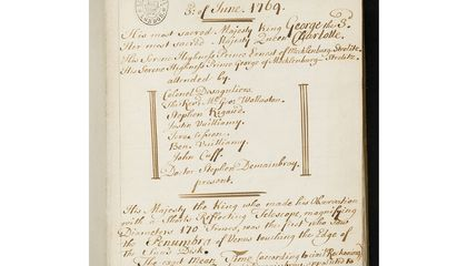 """The Royal Archives Reveals the Hidden Genius Behind George III's """"Madness"""""""
