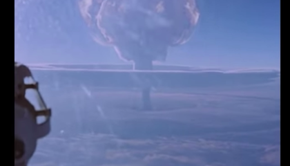 Russia Declassifies Video From 1961 of Largest Hydrogen Bomb Ever Detonated