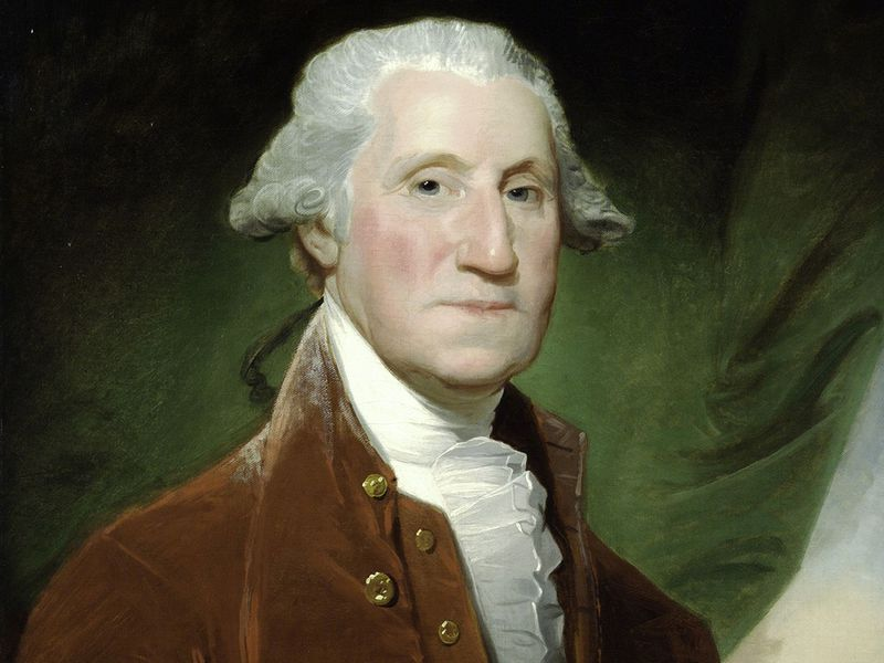 George Washington, 1795-1796