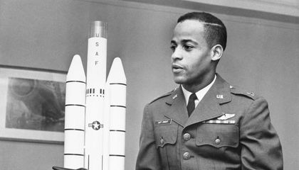 Ed Dwight Was Going to Be the First African American in Space. Until He Wasn't