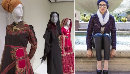 Contemporary Muslim Fashions Are Having Their Day in the Sun