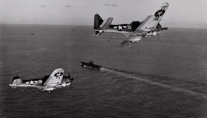 The Douglas Dauntless and Other Heroes of Midway