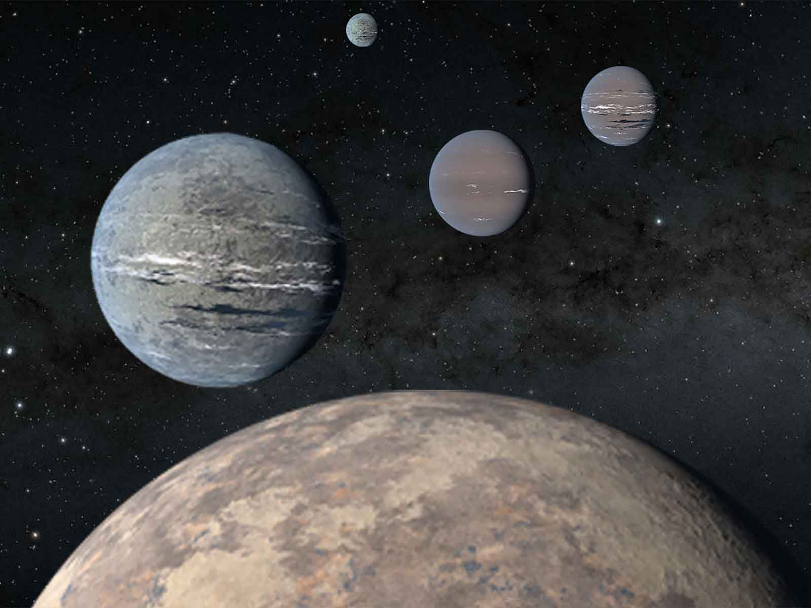 Balancing Homework and A.P. Classes, These High Schoolers Discovered Four Exoplanets