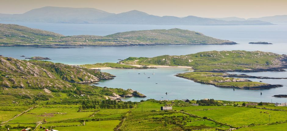 Tailor-Made Travel to Ireland: Self Drive <p>Take guided tours of Belfast, the Giant&#39;s Causeway,&nbsp;and Dublin before picking up your rental car to explore the Ring of Kerry, Connemara&#39;s wild beauty, and the Cliffs of Moher&nbsp;on this&nbsp;custom trip.</p>