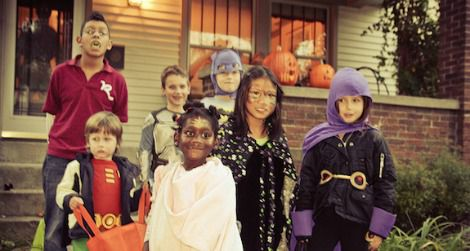 the history of trick or treating is weirder than you thought smart news smithsonian