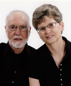Howard Topoff and Carol Simon