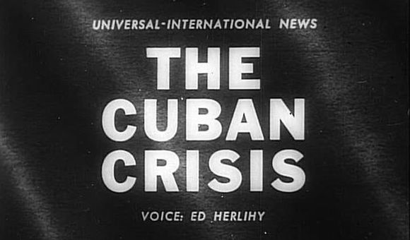 Preview thumbnail for video'Historic Newsreel Footage of the Cuban Missile Crisis
