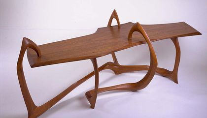Wendell Castle, The Man Who Made Furniture Dance, Dead at 85