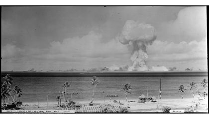 The Crazy Story of the 1946 Bikini Atoll Nuclear Tests