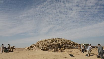 No One Knows Why Ancient Egyptians Built This 4,600-Year-Old Pyramid