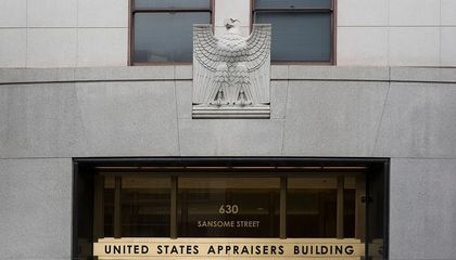 A Federal Immigration Building With a Dark Past