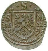 A German coin of the kipper