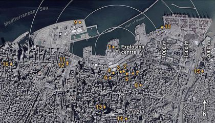 Beirut Blast Was Among History's Largest Accidental Explosions