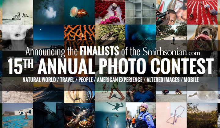 Announcing the Finalists of the 15th Annual Smithsonian.com Photo Contest