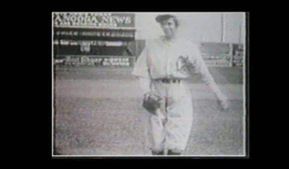 Preview thumbnail for video'The Girl Who Struck Out Babe Ruth
