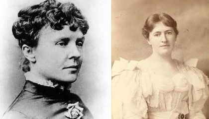 New Book Chronicles First Lady Rose Cleveland's Love Affair With Evangeline Simpson Whipple