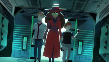 How a Generation Became Obsessed With Tracking Down Carmen Sandiego