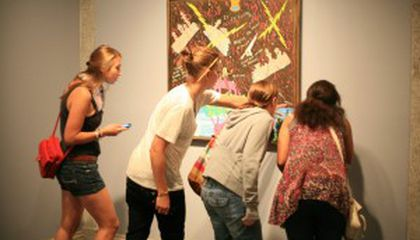 Pheon Launches at American Art Museum