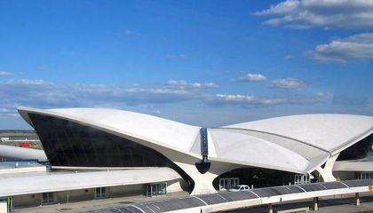 The Airport Terminal So Beautiful It's Reopening as a Hotel