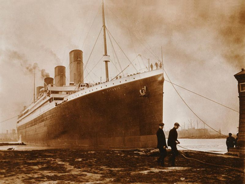 A Coal Fire May Have Helped Sink the 'Titanic' | Smart News