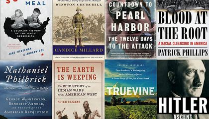 The Top History Books of 2016
