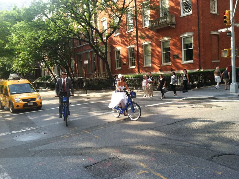 citibike honeymoon
